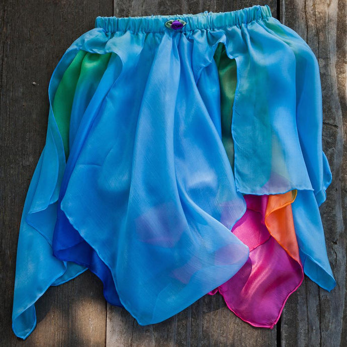 Fairy Skirt | Blue Rainbow