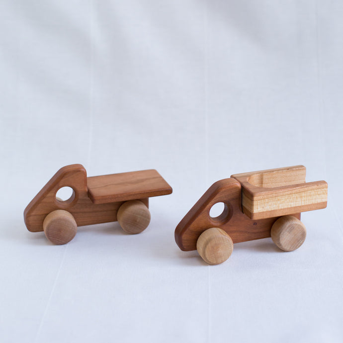 Wooden Vehicles