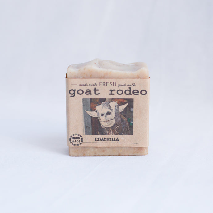 Goat Milk Soap | Coachella