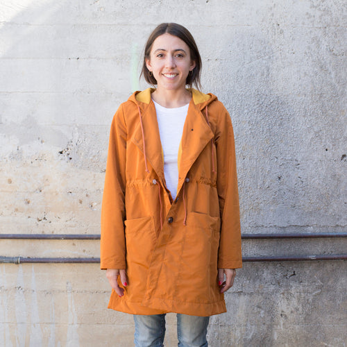 Madrona Raincoat