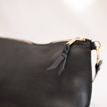 Black Zipper Bag