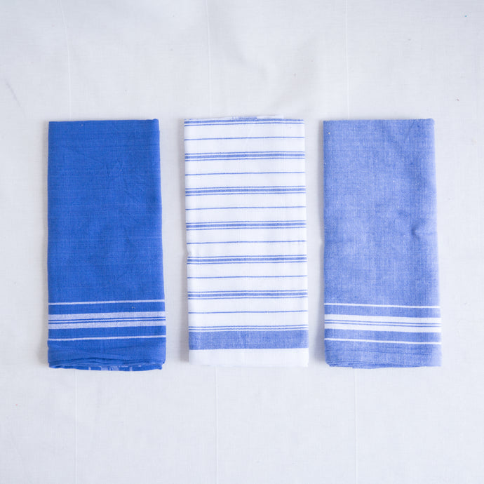 Dishtowel Set | Denim