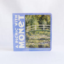 "front cover of ""A Picnic With Monet"""
