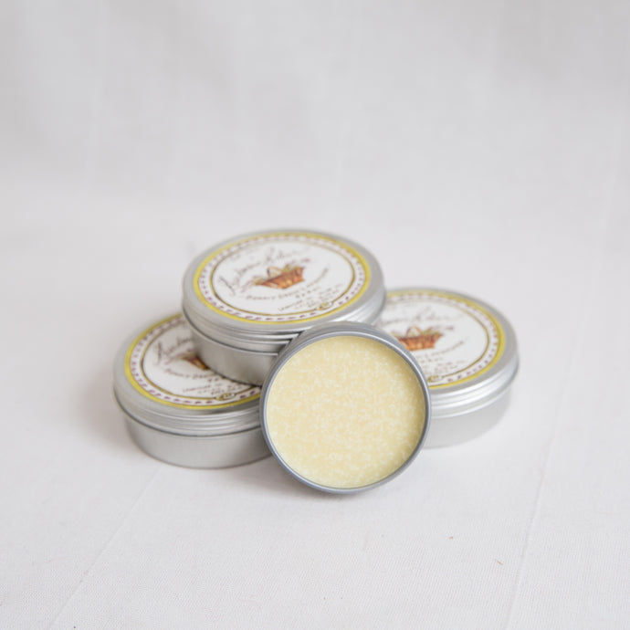 lavender hand salve from santa cruz