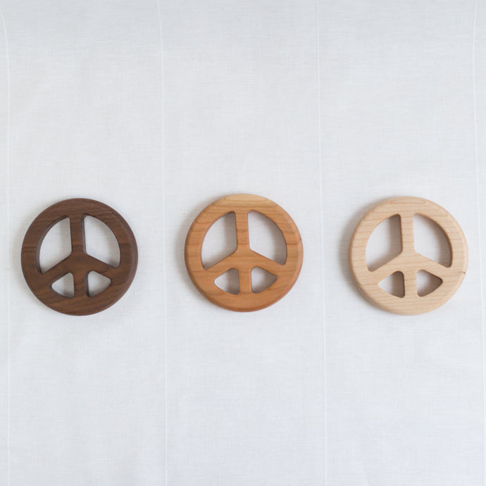 Peace Teether
