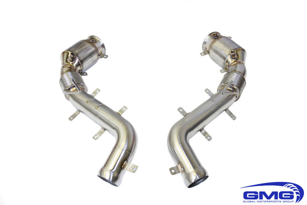 MP4-12C GMG WC-GT Down Pipe System
