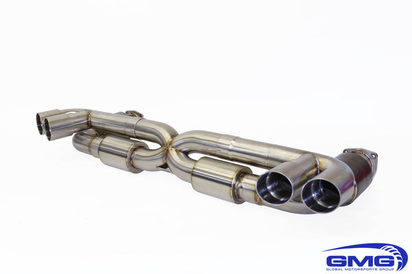 997.2 Turbo GMG WC-Sport Exhaust System