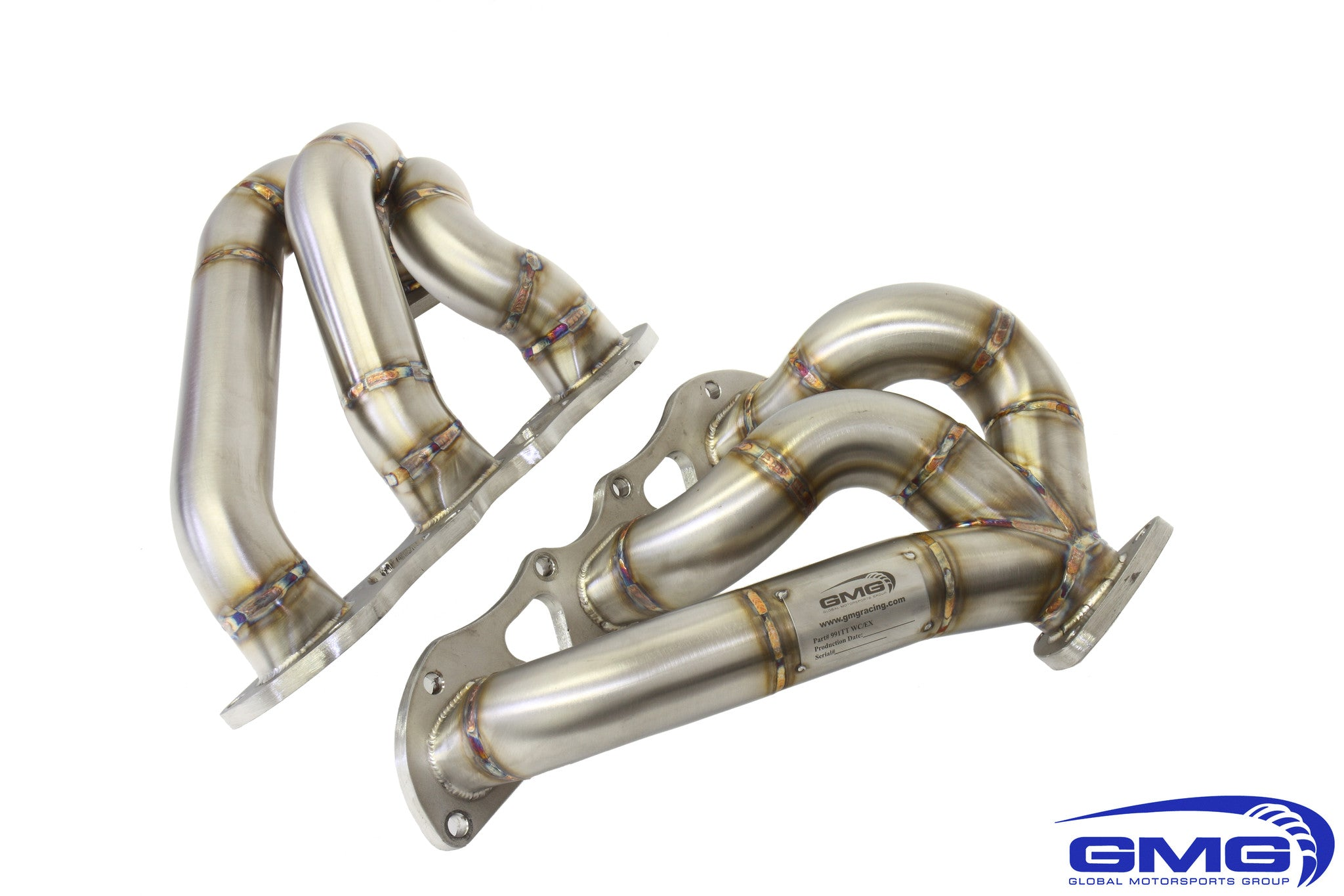 991 Turbo GMG WC-Sport Headers