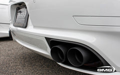 991.1 Turbo GMG WC-Sport Exhaust System