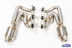 GMG WC-EVO Long Tube Headers