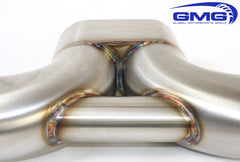 997 GT3/GT3RS GMG RSR Exhaust Center Section
