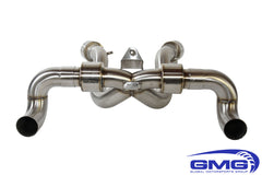 Carrera GT GMG WC-Sport Exhaust System