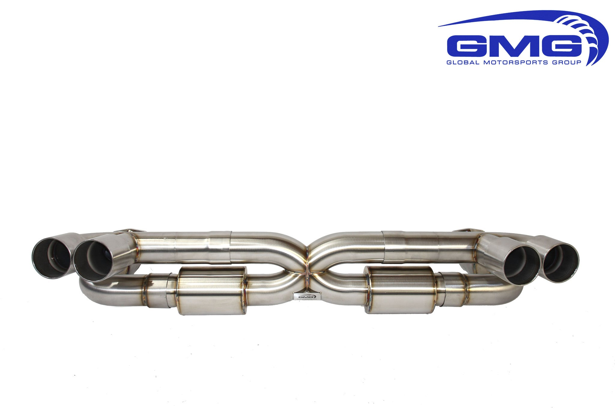 997.1 Turbo GMG WC-Sport Exhaust System
