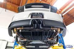 991 GT3/GT3RS GMG WC Center Section Exhaust