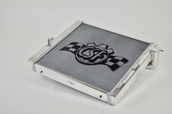 CSF Racing Radiator 981 GT4