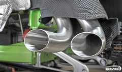 Huracan GMG WC-Sport Exhaust System