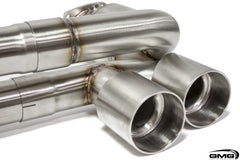 991.2 Carrera GMG WC-Sport Exhaust System (Side-Exit)