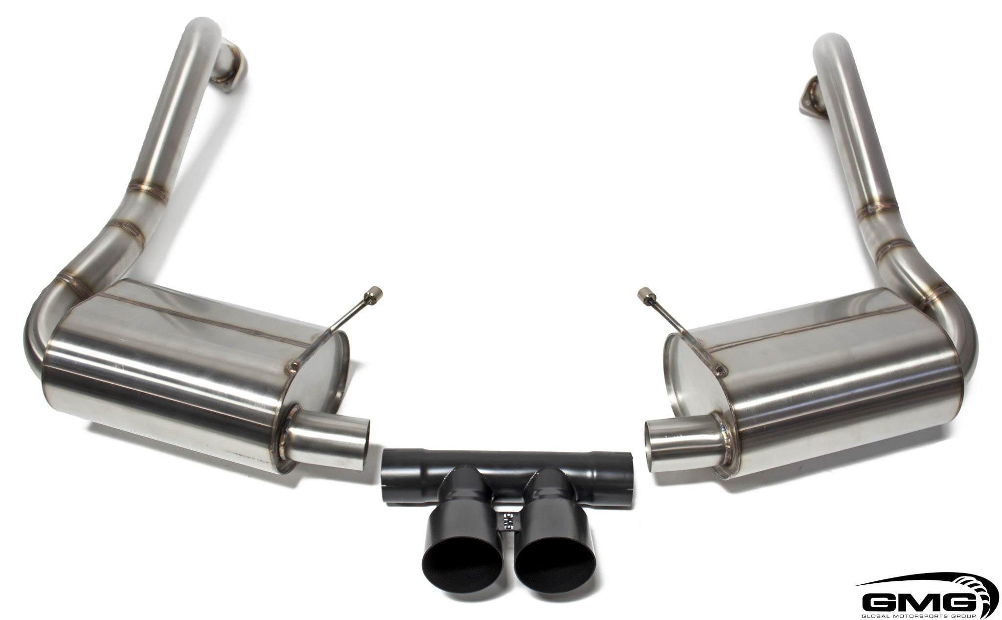 981 GT4 GMG WC Sport Exhaust