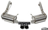 981 GT4/Spyder GMG WC-Sport Exhaust System