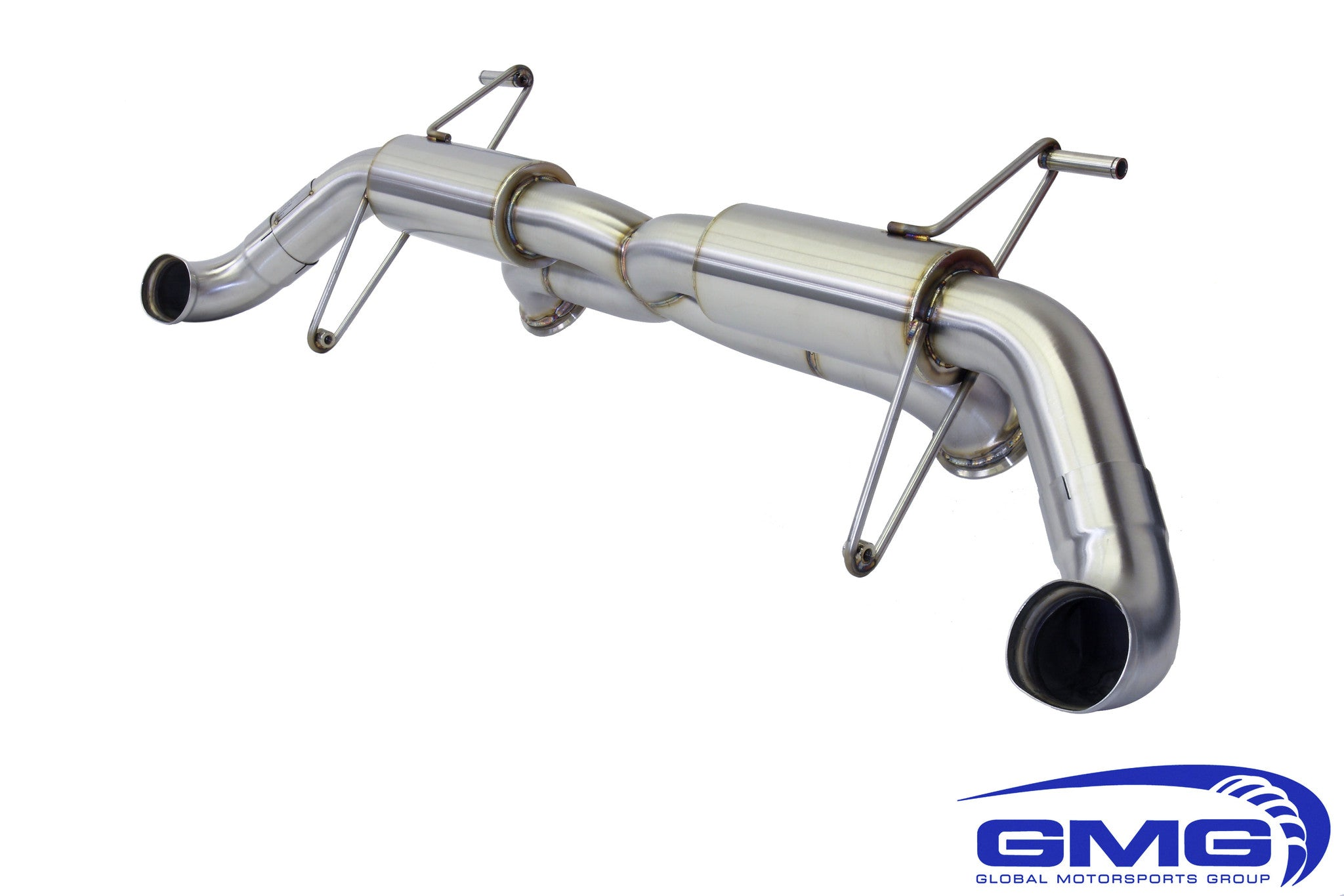 R8 GMG WC Sport Exhaust System