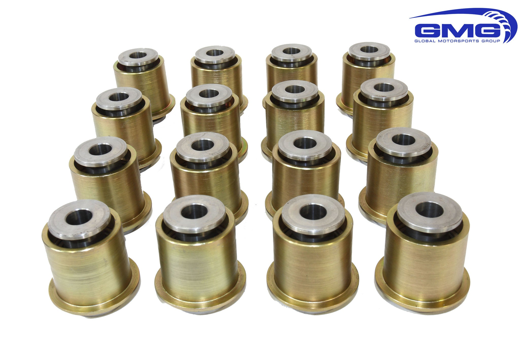 R8 GMG Spherical A-Arm Bushing Set