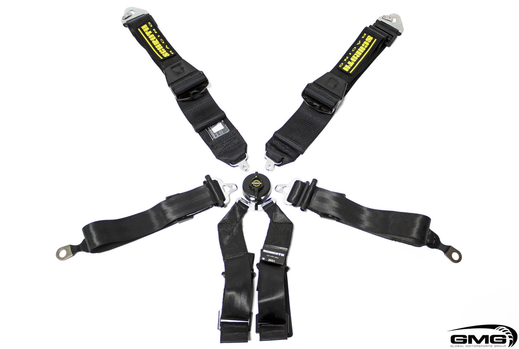 Schroth Gt3 6 Point Racing Harness Gmgracing