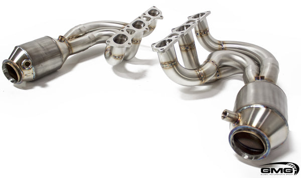 991 GT3/GT3RS GMG WC Long-Tube Headers