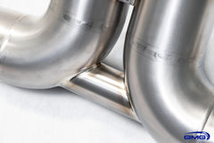 991 GT3/GT3RS GMG TITANIUM CENTER SECTION EXHAUST
