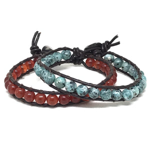 fire and ice bracelets