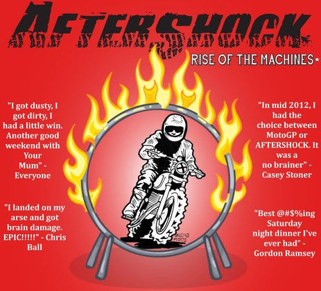 After Shock 2017 Rise of the Machines