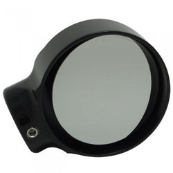 Joker Machine Concealed Bar End Mirrors 2 Tech Black 09-327B
