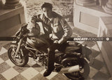 Ducati Monster S4 900ie 750ie 620ie Original Brochure