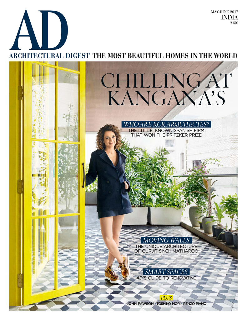 Press: Architectural Digest, India (May 2017)
