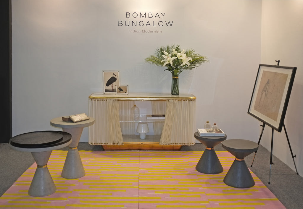 Bombay Bungalow International Furniture Fair Singapore 2017 Parth Sharma