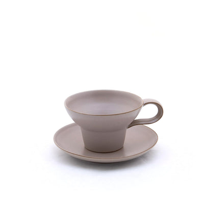 Y Cup and Saucer