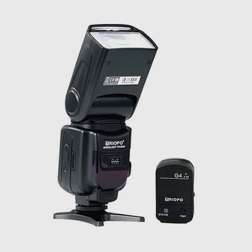 Camera Speedlights Broadcast Lighting