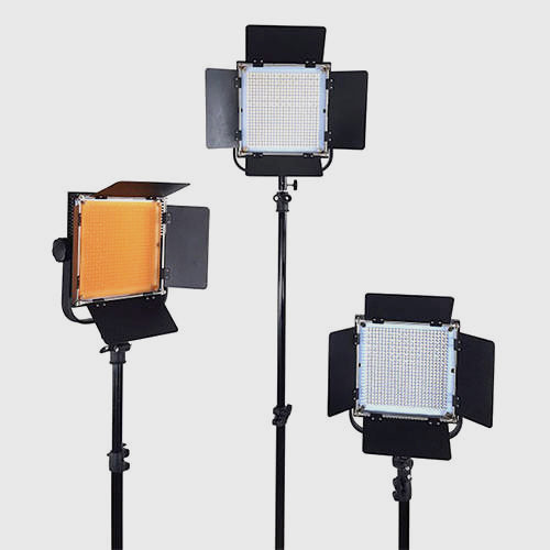 Continuous Lighting LED Broadcast Lighting
