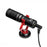 Boya BY-MM1 Compact Shotgun Video Mic - Broadcast Lighting