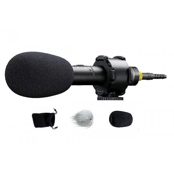 Boya BY-PVM50 Stereo Condenser Microphone - Broadcast Lighting