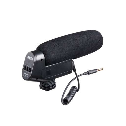 Boya BY-VM600 Video Shotgun Microphone - Broadcast Lighting