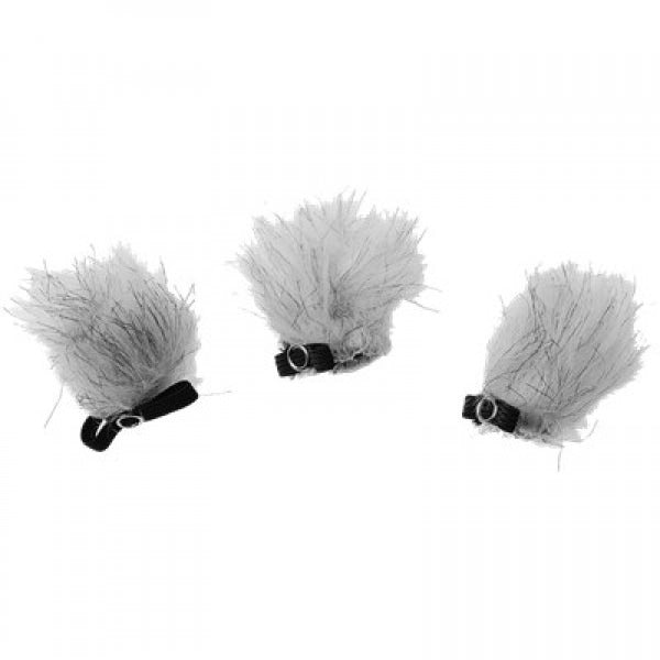 Boya Fur Windscreen for Lavalier mic - Broadcast Lighting