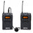 Boya UHF Lavalier Microphone Wireless - Broadcast Lighting