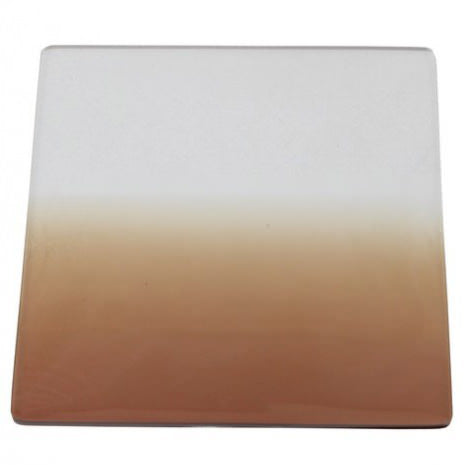 Square Filter - Brown Graduated Colour - Broadcast Lighting