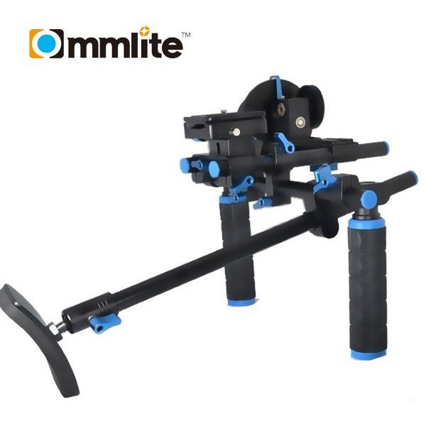 Commlite Comstar DSLR Support Rig B - Broadcast Lighting