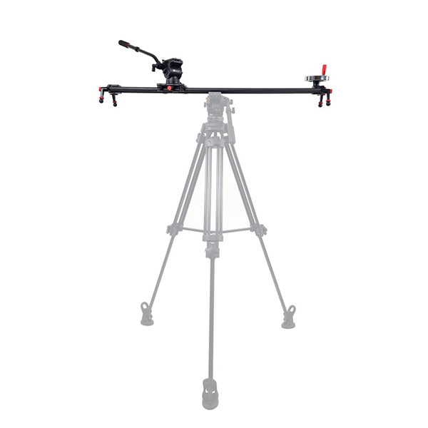 GearCam 80cm Crank Slider - Broadcast Lighting