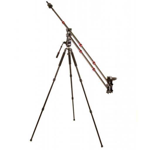 GearCam JY1285C Carbon Jib with legs - Broadcast Lighting