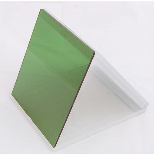 Square Filter - Green Colour - Broadcast Lighting