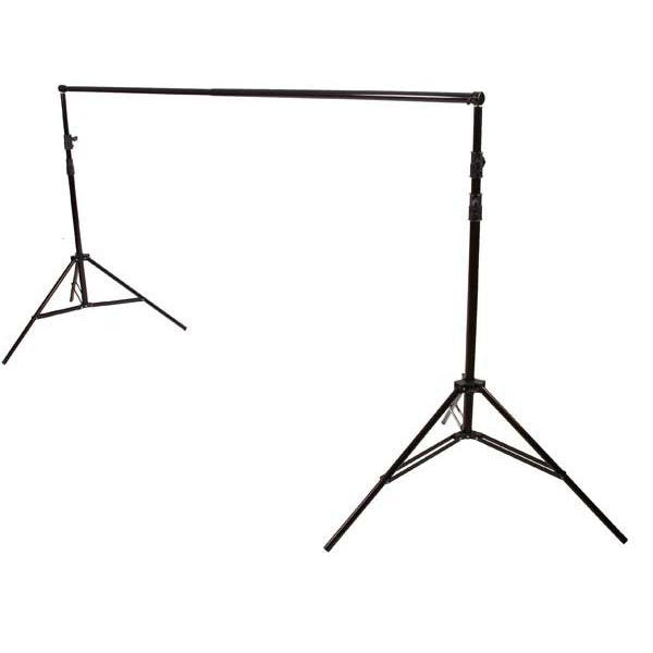 Green Muslin & Backdrop Support Stand Kit - Broadcast Lighting