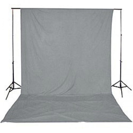 Grey Muslin & Backdrop Support Stand Kit - Broadcast Lighting