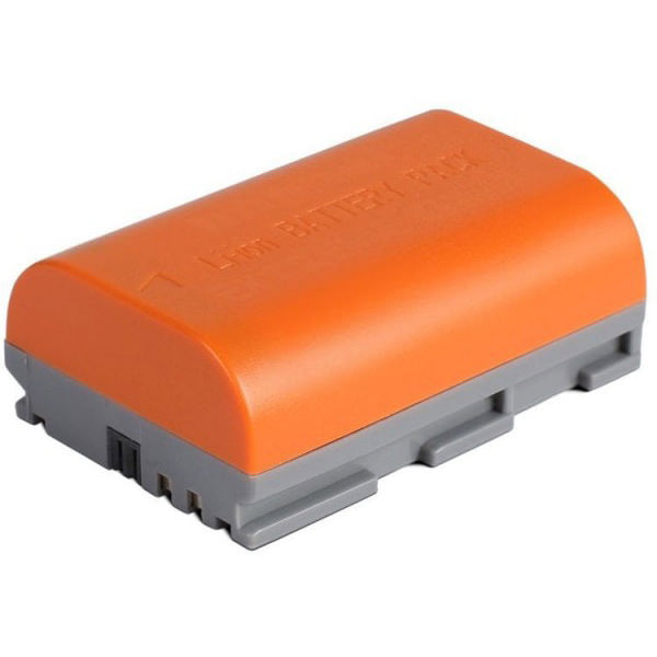 Hahnel HLX-E6N Extreme High Capacity Battery Pack for Canon LP-E6 and LP-E6N - Broadcast Lighting